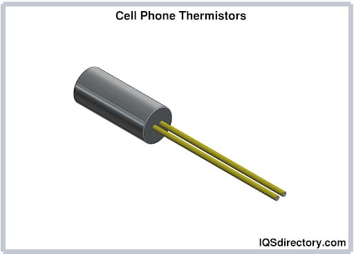 Cell Phone Thermistors