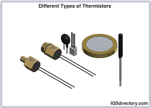 Different Types of Thermistors