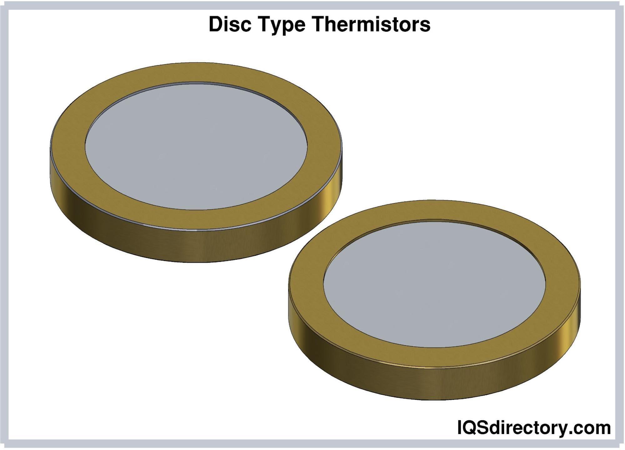 Disc Type Thermistors