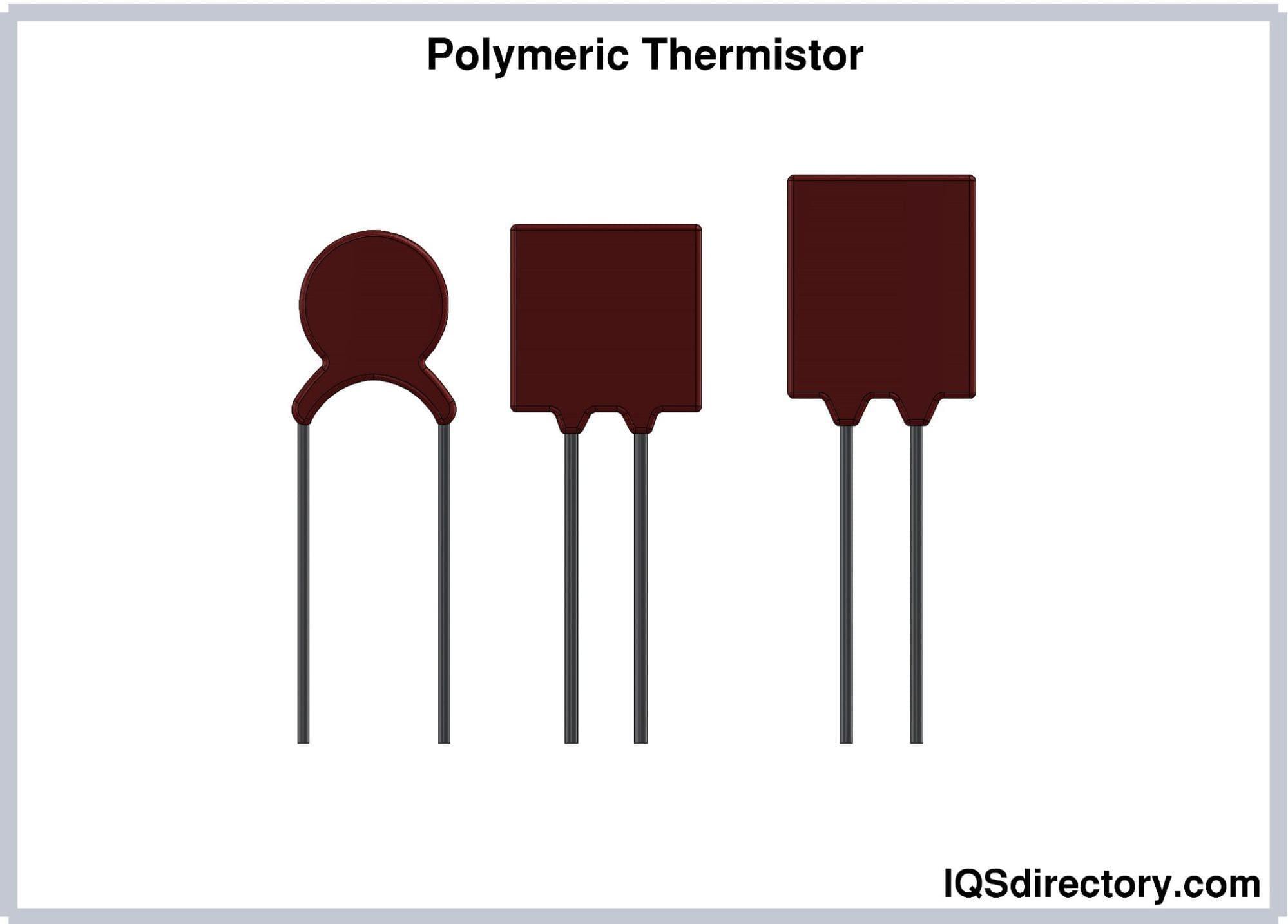 Polymeric Thermistor