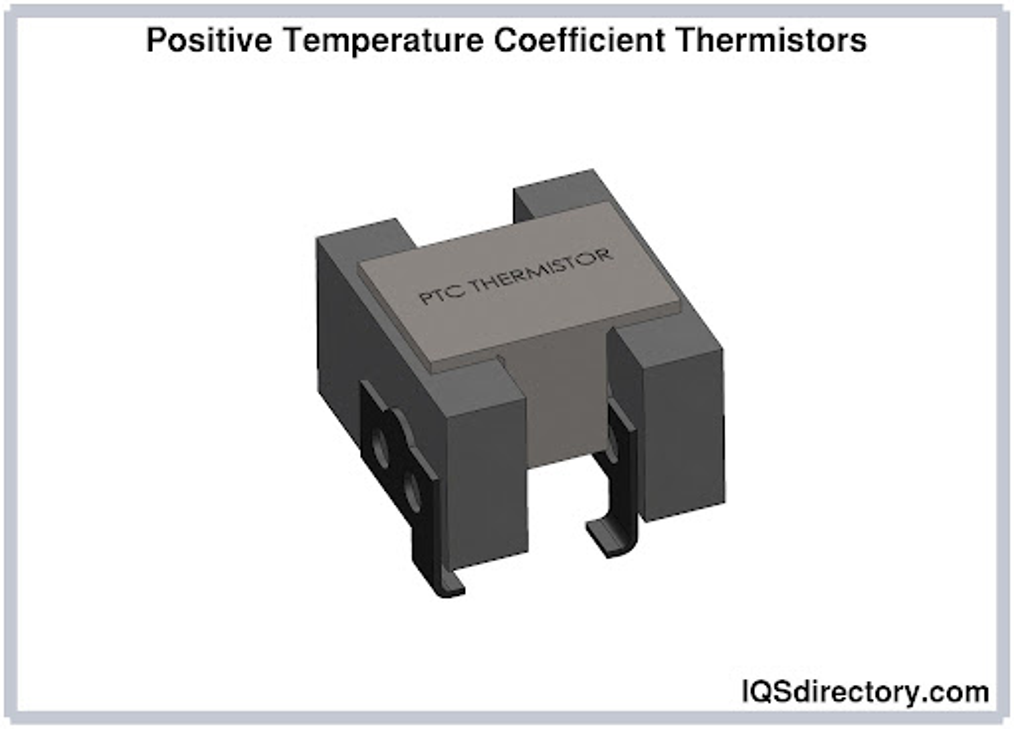 Positive Temperature Coefficient Thermistors