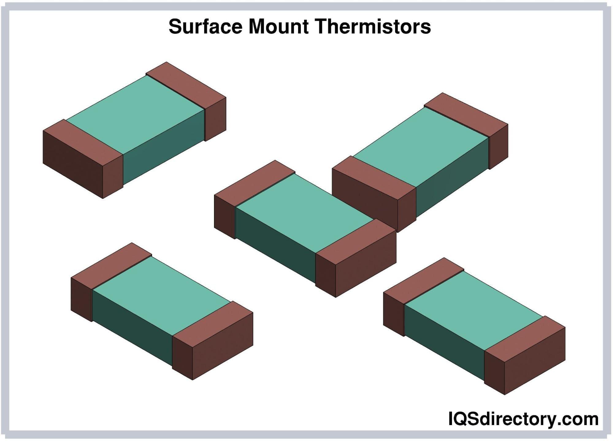 Surface Mount Thermistors