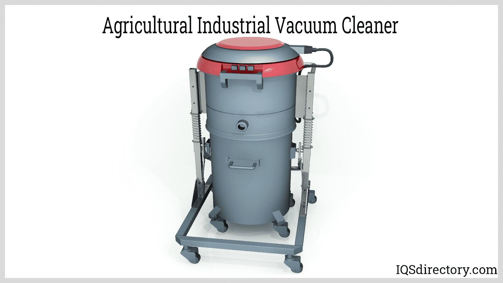Agricultural Industrial Vacuum Cleaner