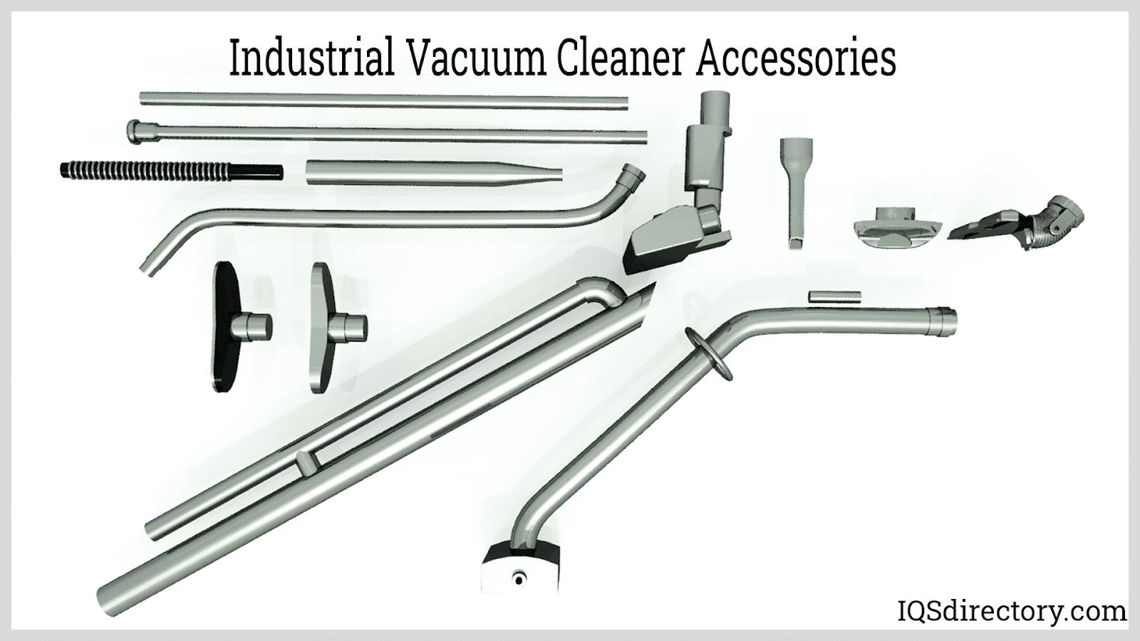 Industrial Vacuum Cleaner Accessories