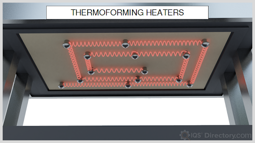 Thermoforming Heaters