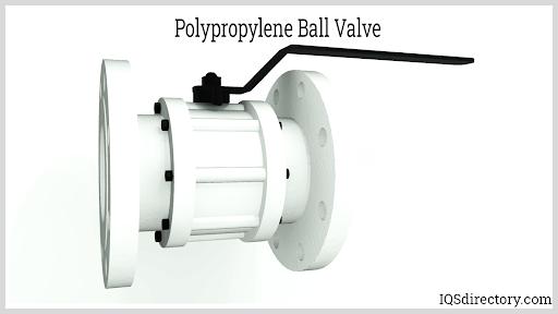 Polypropylene Ball Valve