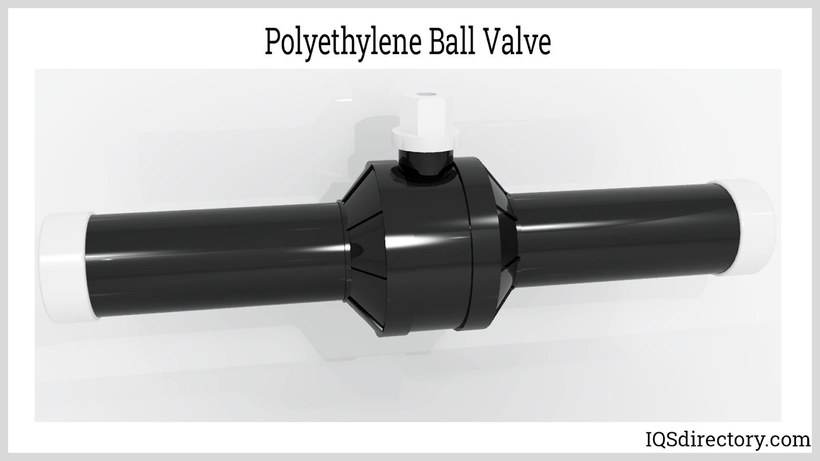 Polyethylene Ball Valve