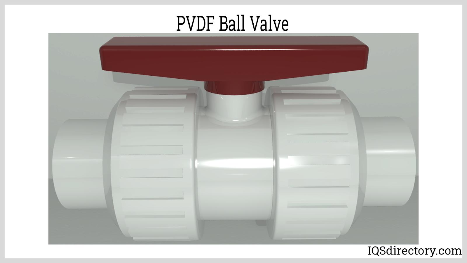 PVDF Ball Valve