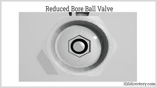 Reduced Bore Ball Valve