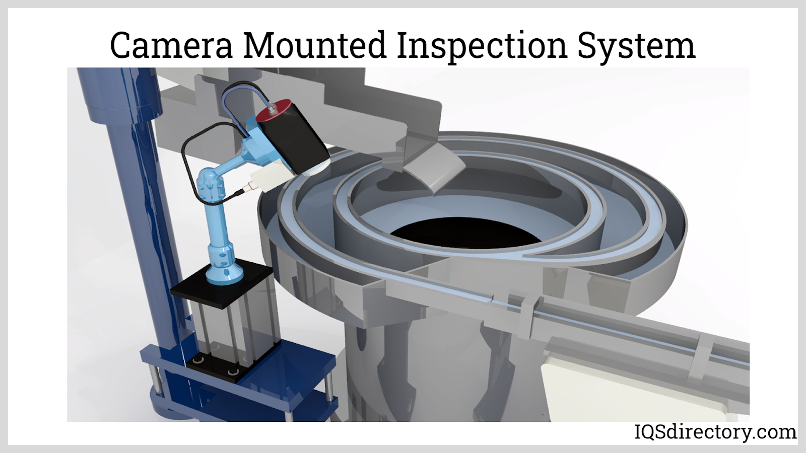 Camera Mounted Inspection System