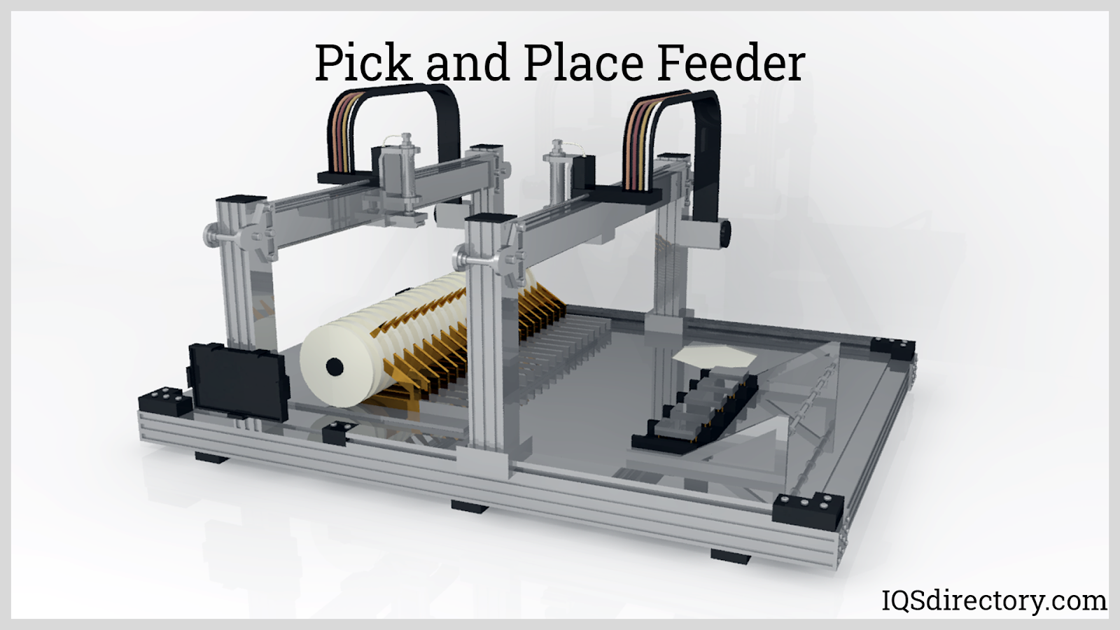 Pick and Place Feeder