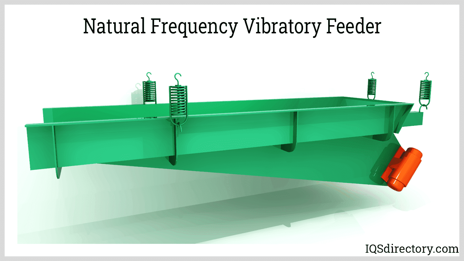 Natural Frequency Vibratory Feeder