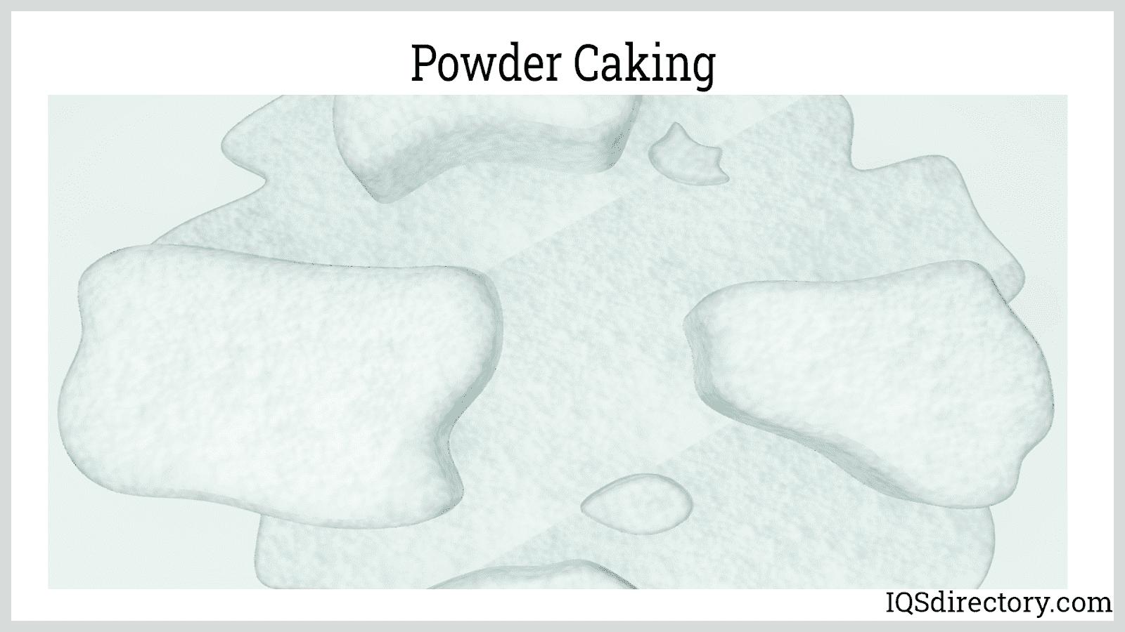 Powder Caking