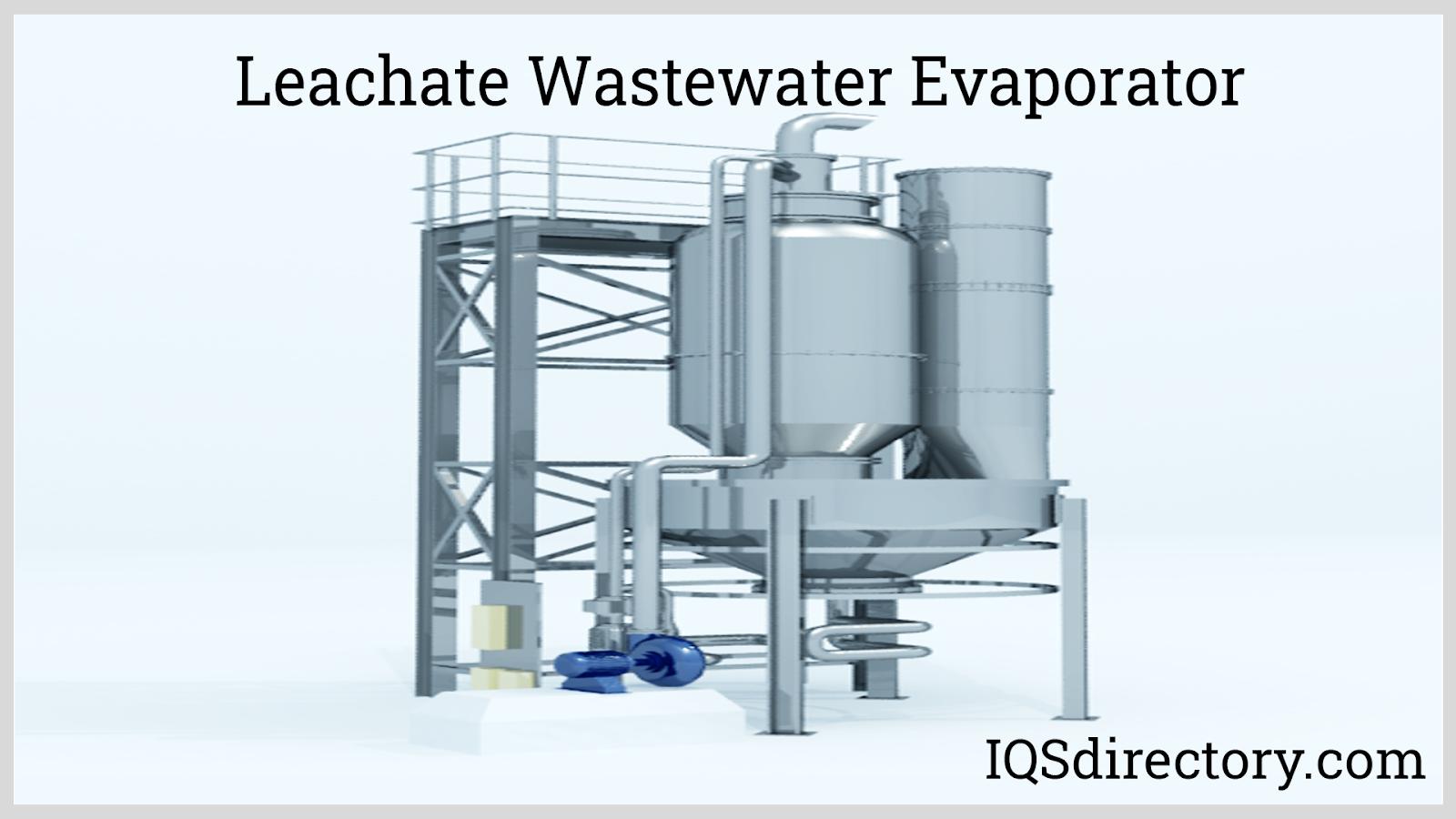 Leachate Wastewater Evaporator