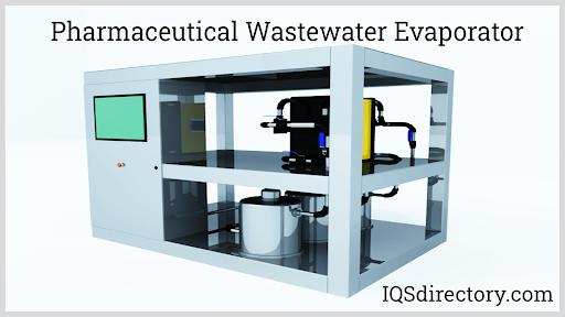 Pharmaceutical Wastewater Evaporator