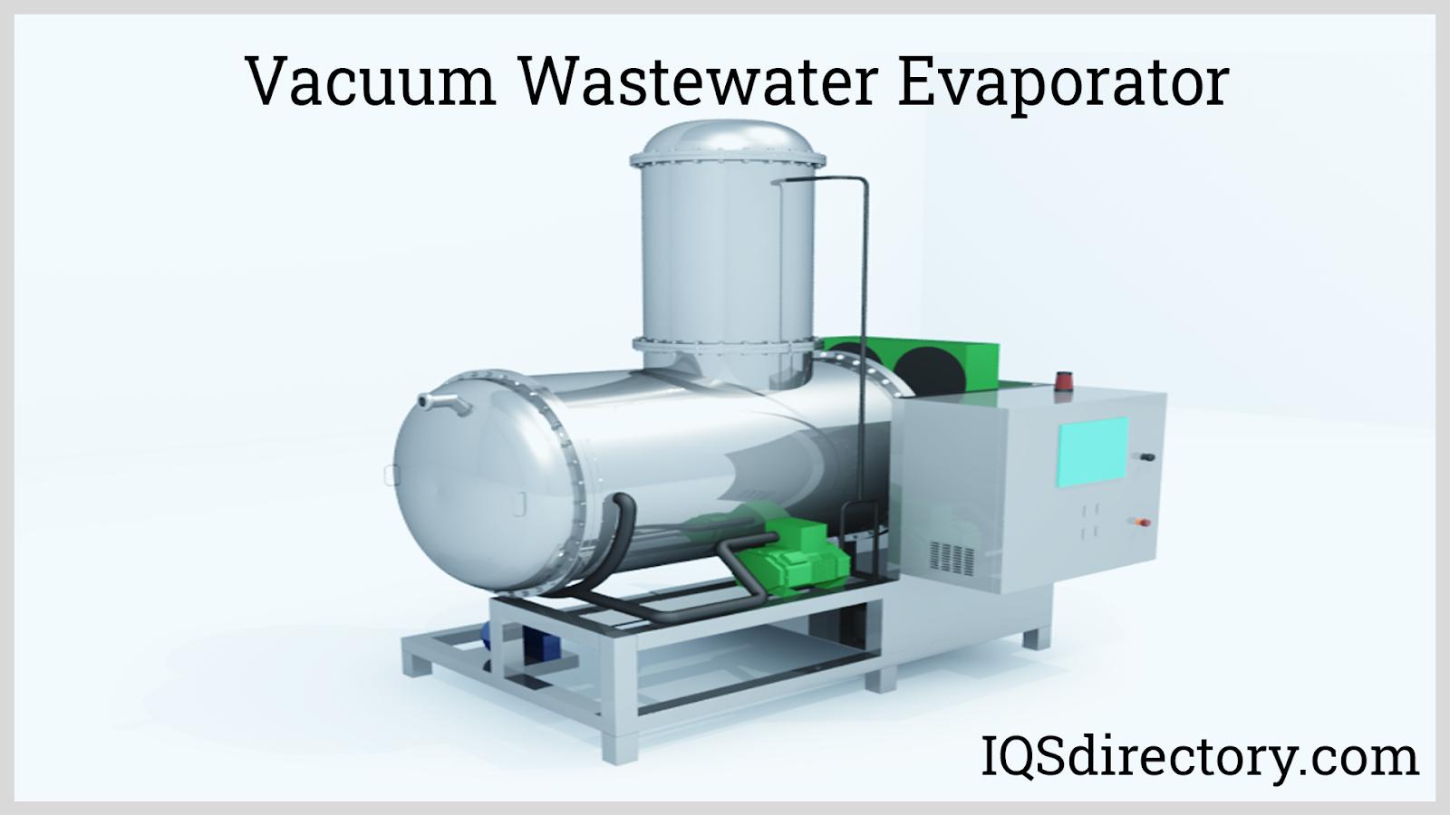Vacuum Wastewater Evaporator