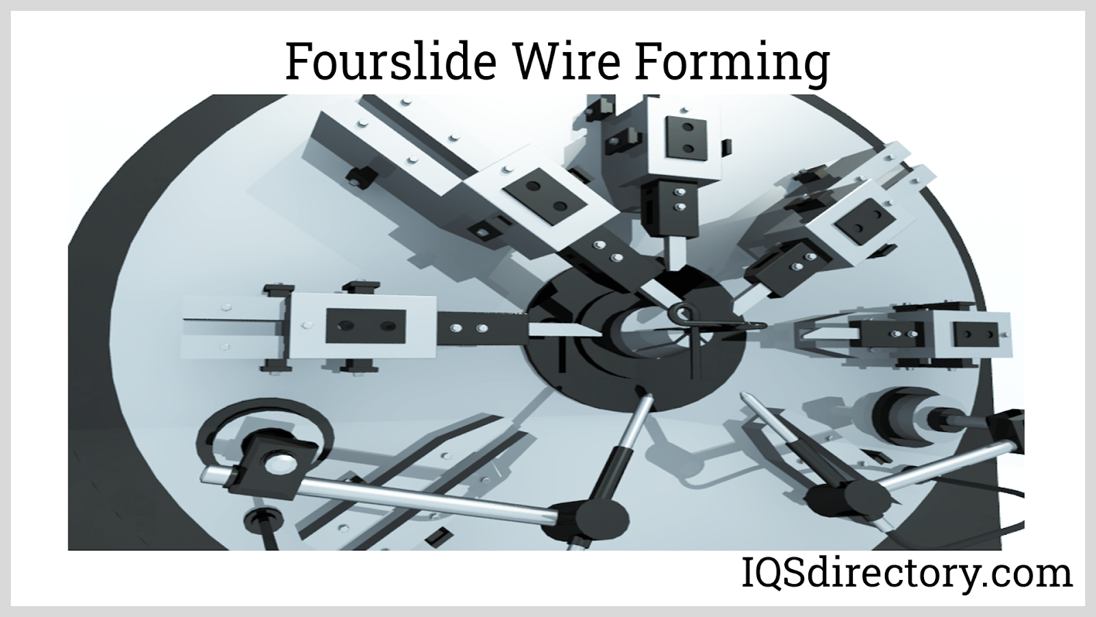 Fourslide Wire Forming