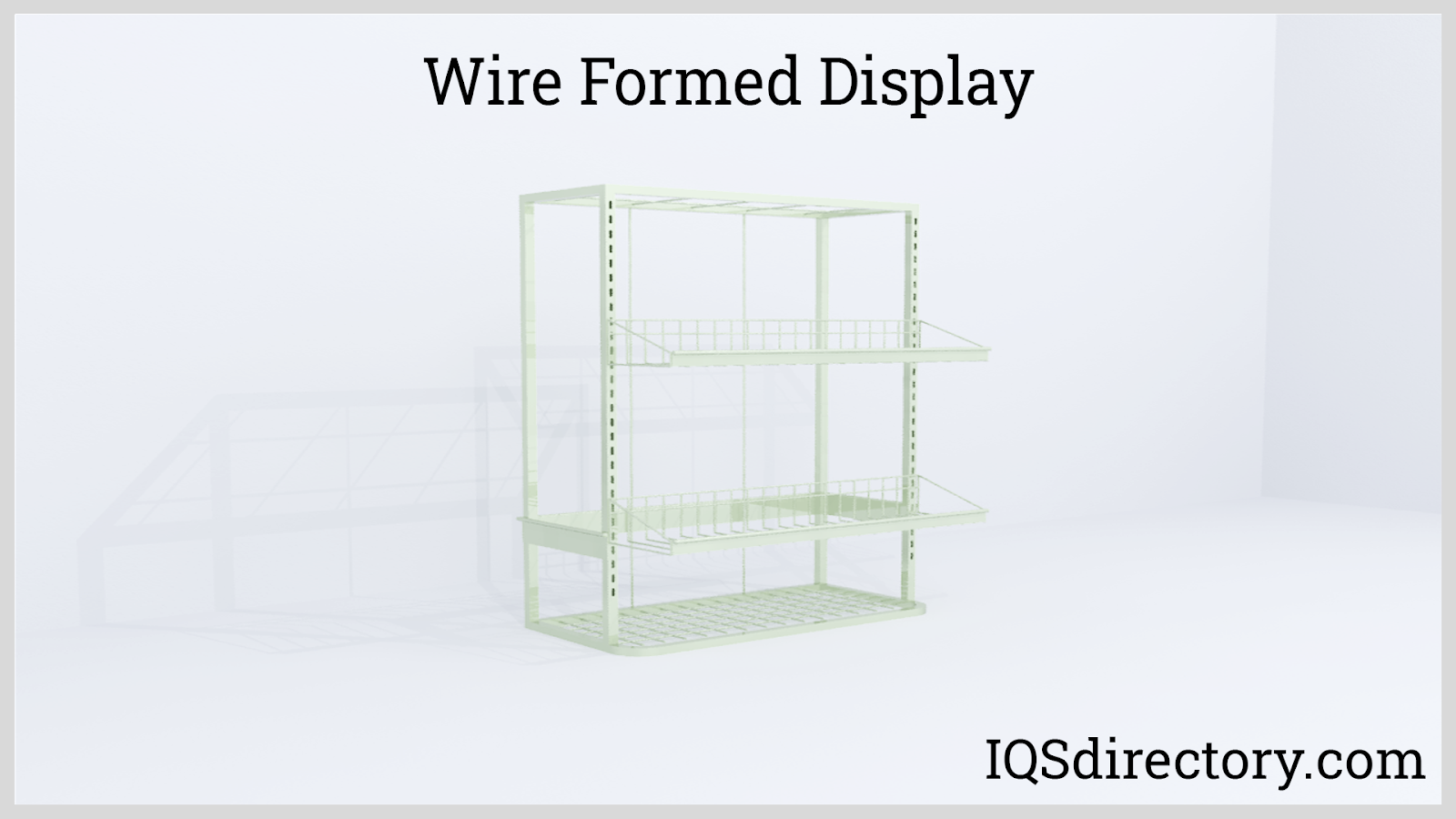 Wire Formed Display