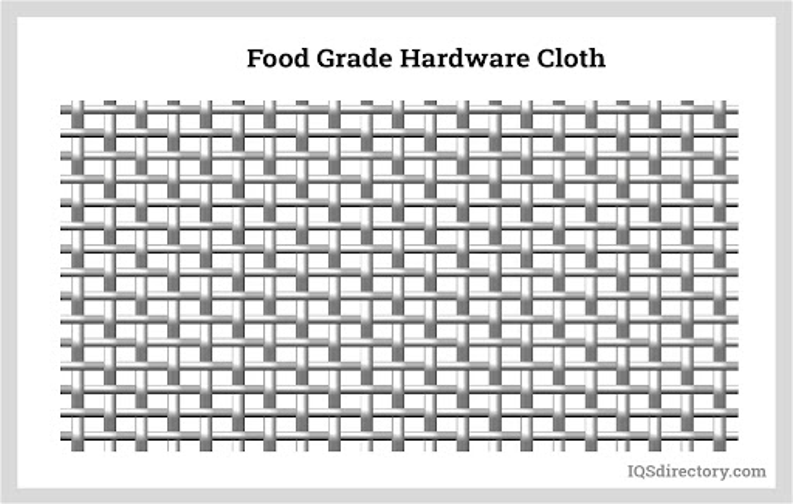Food Grade Hardware Cloth