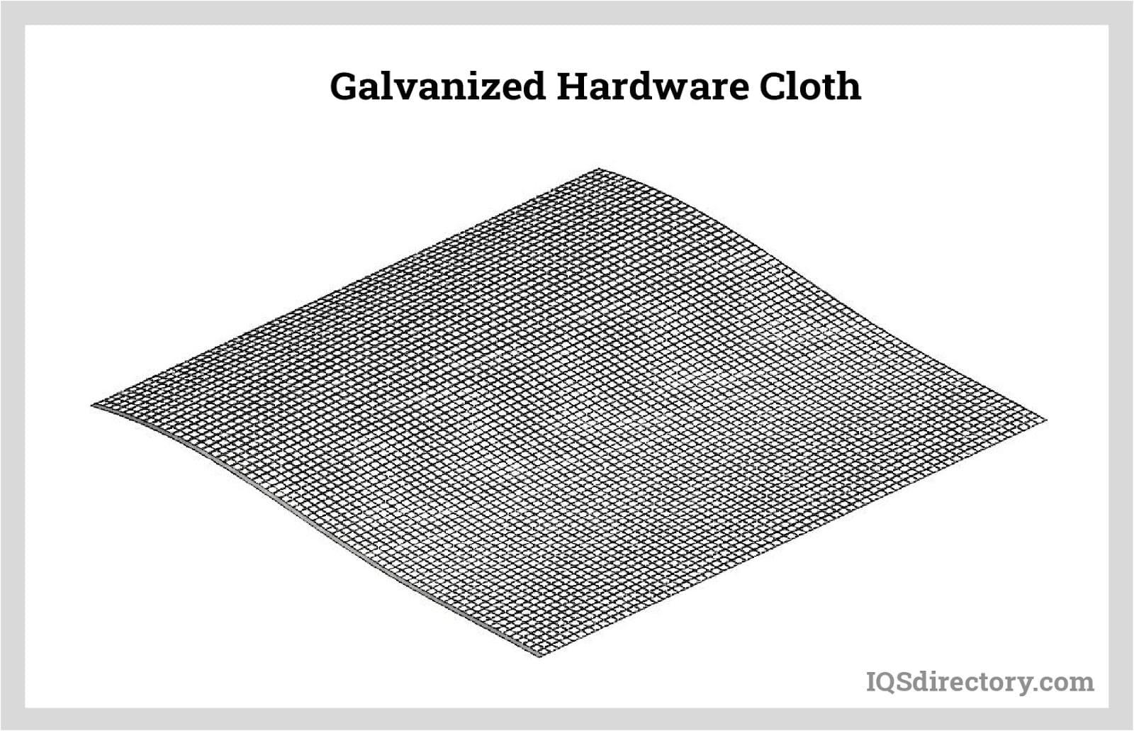 Galvanized Hardware Cloth