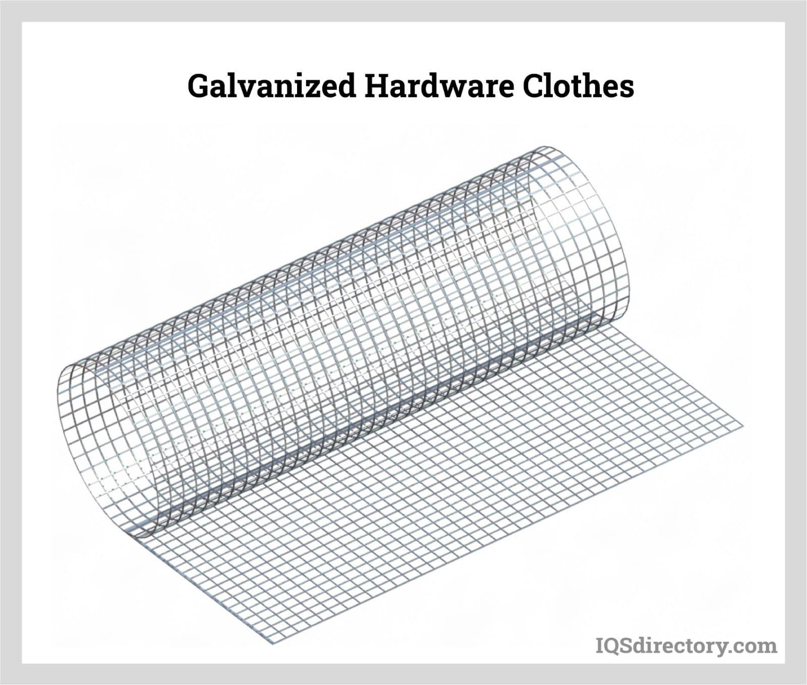 Galvanized Hardware Clothes