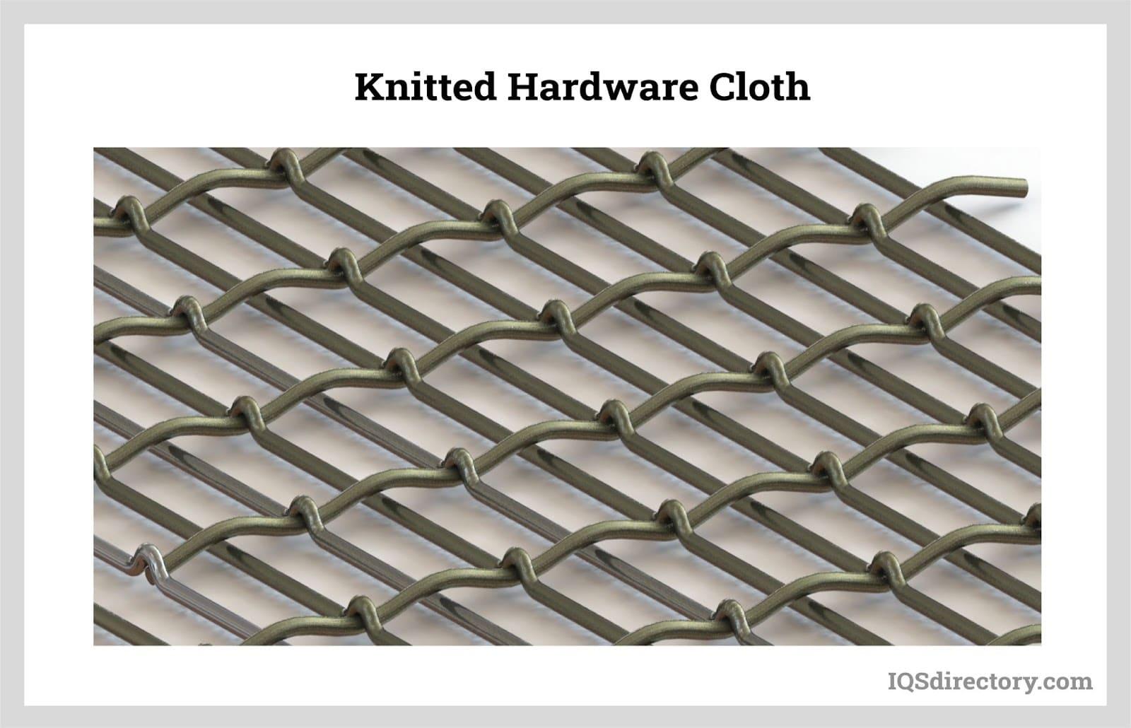 Lock Crimped Hardware Cloth