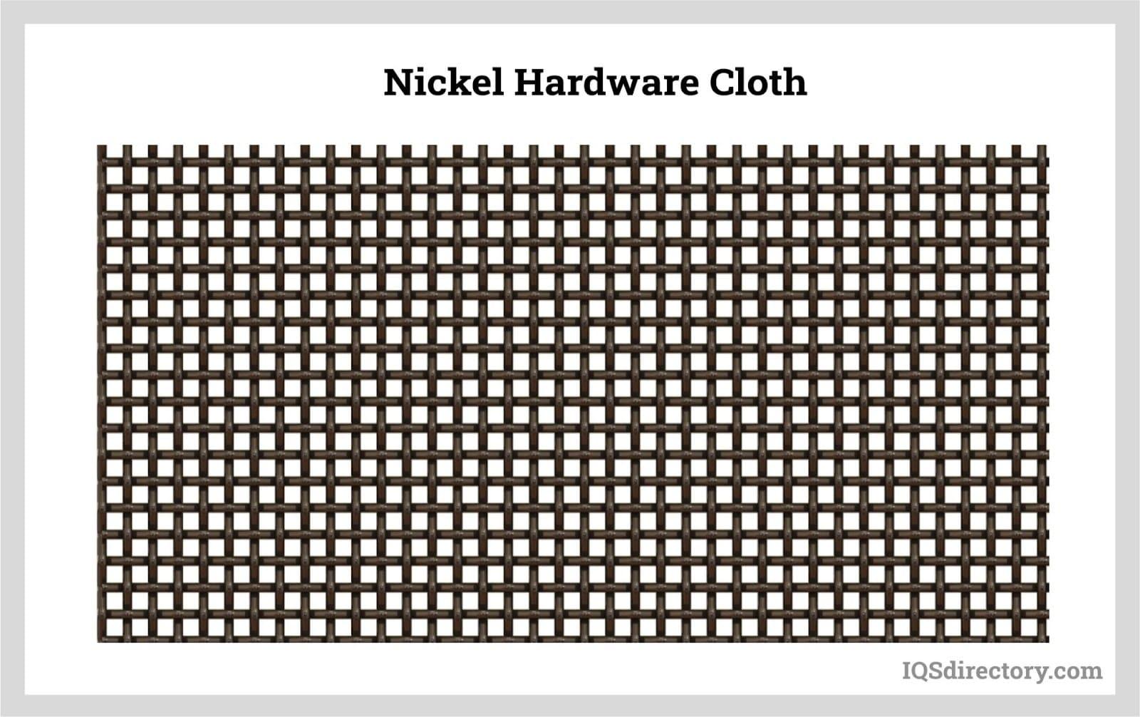 Nickel Hardware Cloth
