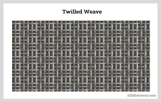 Twilled Weave