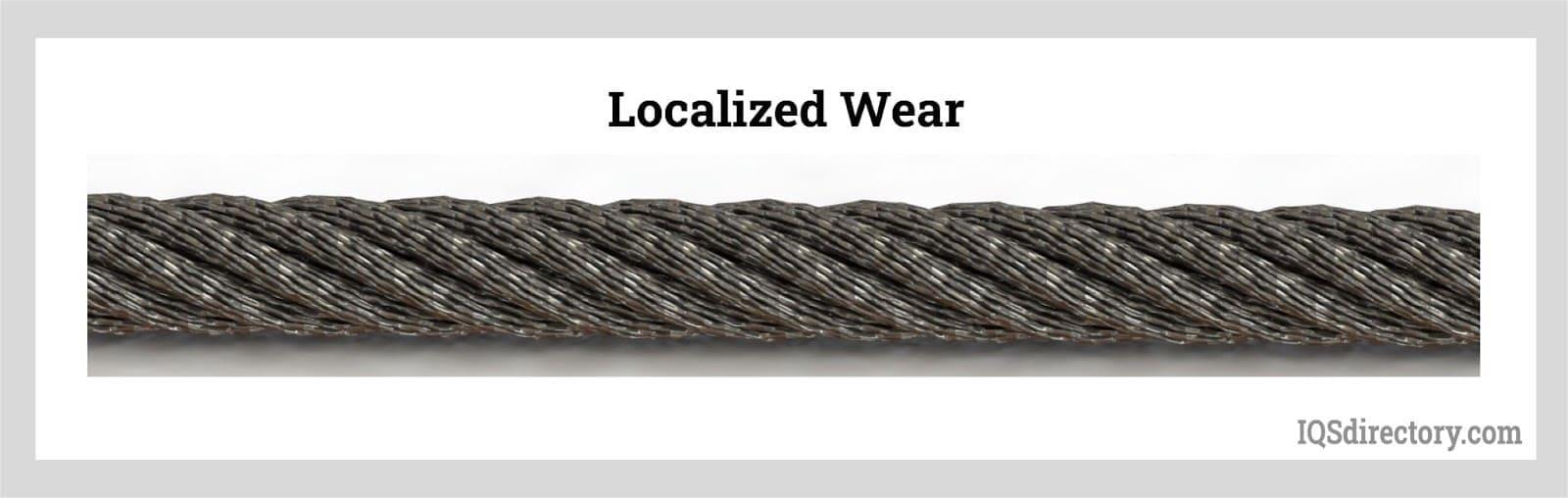 Localized Wear