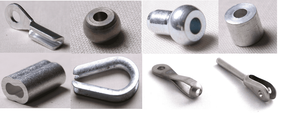End Fittings and Terminals