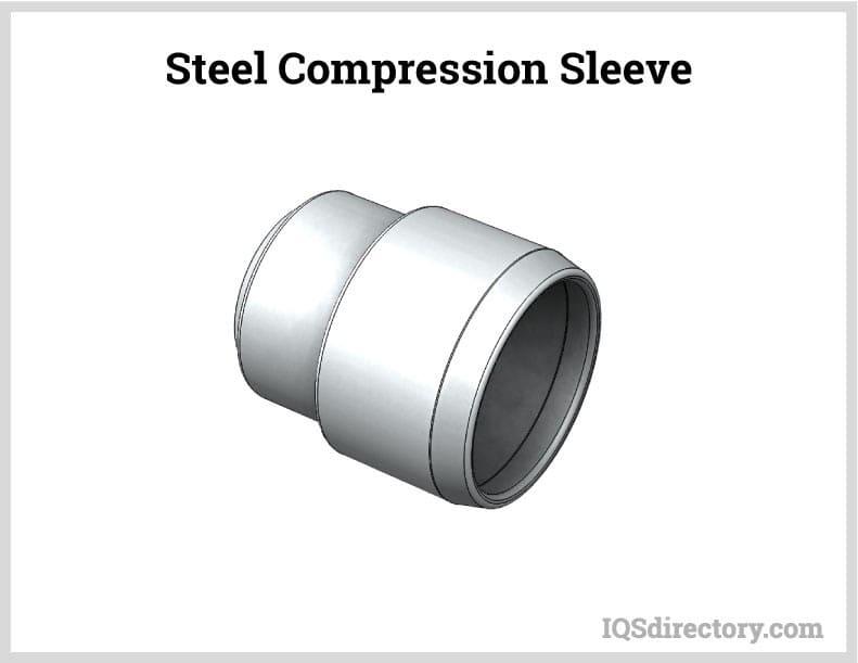 Steel Compression Sleeve