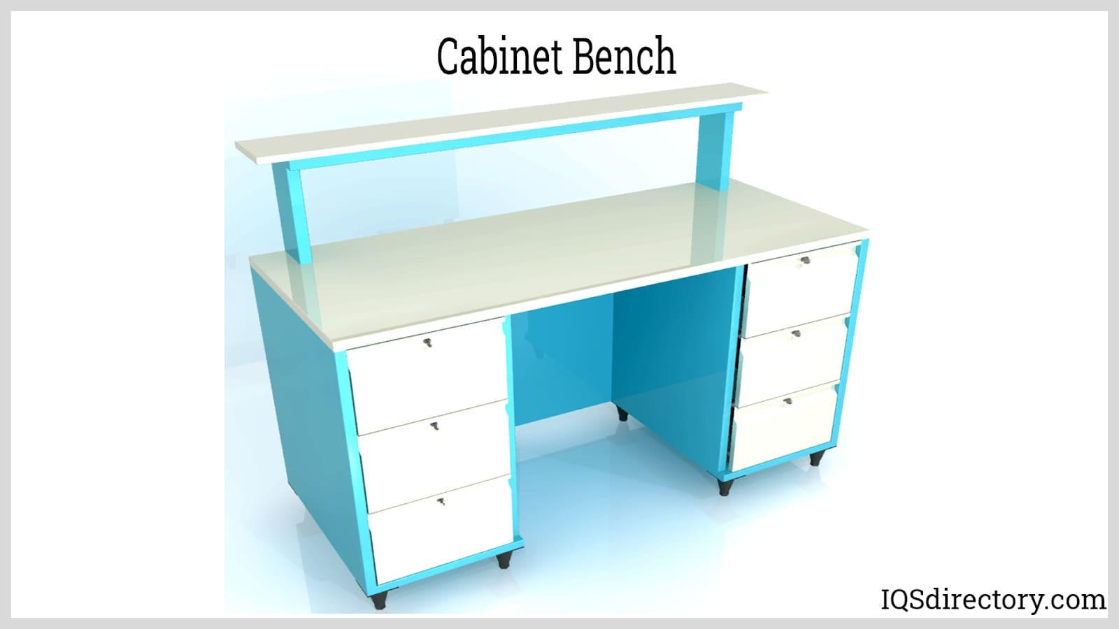 Cabinet Bench