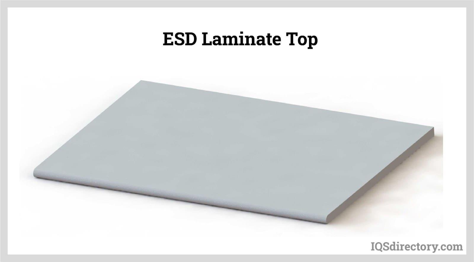 ESD Laminate Top