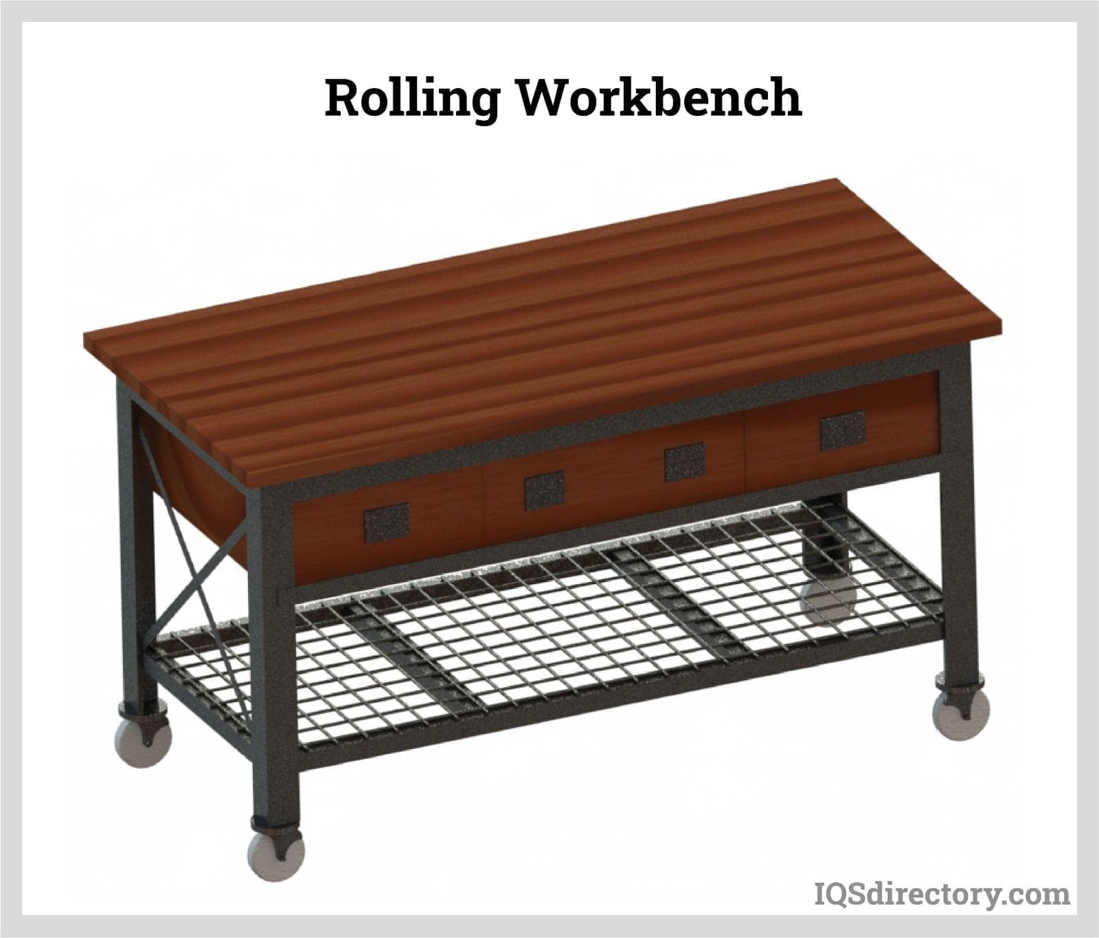 Rolling Workbench
