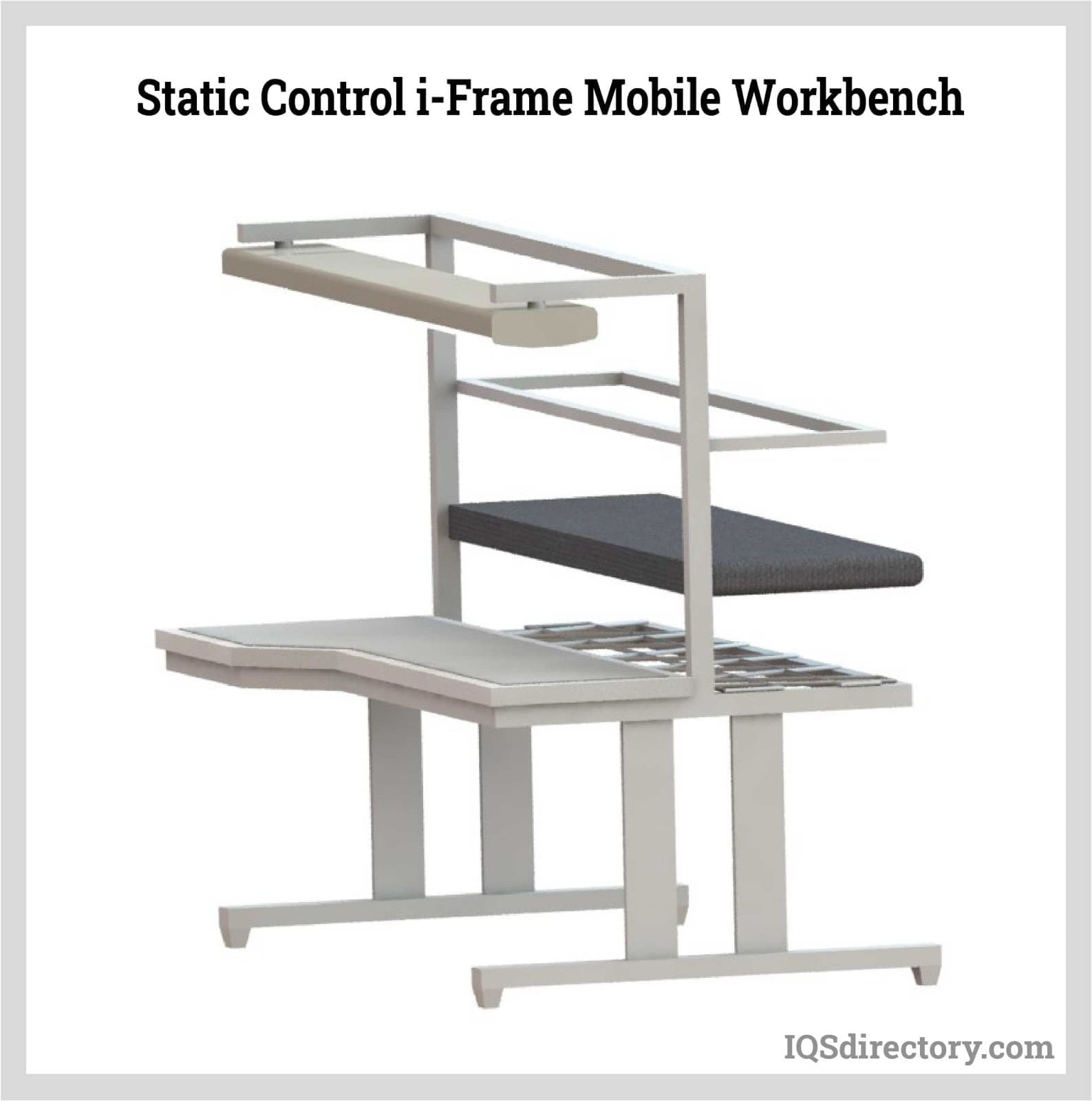 Static Control i-Frame Mobile Workbench