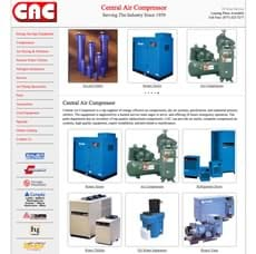 Central Air Compressor new site