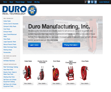 Duro Manufacturing new site