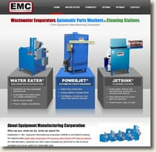 EMC Industries, Inc. new site