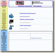 EMC Industries, Inc. old site