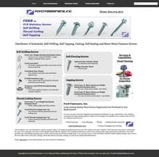 Ford Fasteners new site