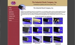 Industrial Brush new site