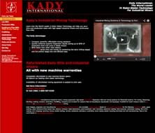 Kady International old site