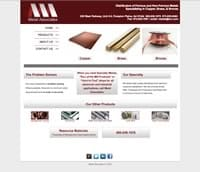 Metal Associates new site