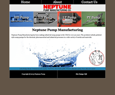 Neptune Pump new site