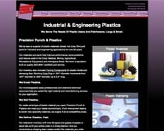Precision Punch & Plastics new site