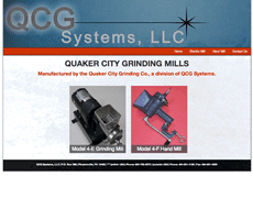 QCG Systems new site