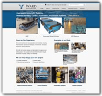 Ward Ventures new site