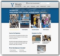Ward Ventures old site