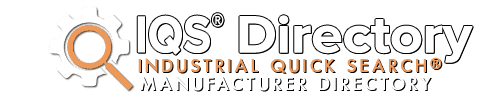 IQS Directory - Manufacturer Search
