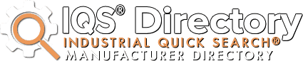 Manufacturer Search at IQS Directory